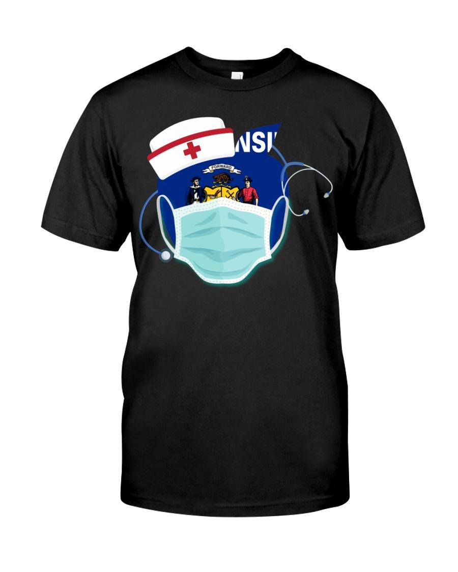 Wisconsin Nurses Classic T-Shirt