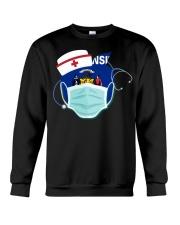 Wisconsin Nurses Crewneck Sweatshirt thumbnail