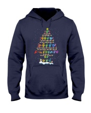 CHRISTMAS TREE Hooded Sweatshirt thumbnail