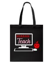 QUARAN - Teach Tote Bag thumbnail