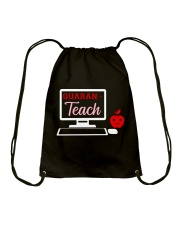 QUARAN - Teach Drawstring Bag thumbnail