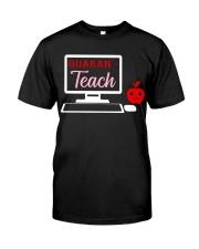 QUARAN - Teach Classic T-Shirt front