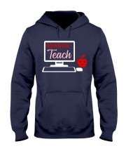 QUARAN - Teach Hooded Sweatshirt thumbnail