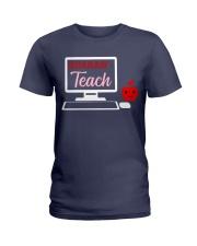 QUARAN - Teach Ladies T-Shirt thumbnail
