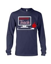 QUARAN - Teach Long Sleeve Tee thumbnail