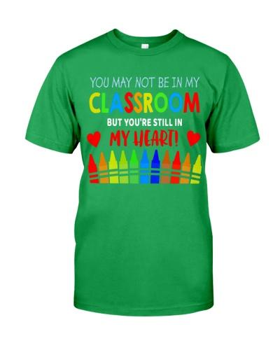 Teacher - my classroom