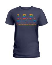 I ENCOURAGE PROGRESS Ladies T-Shirt thumbnail