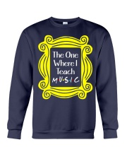 I Teach Music Crewneck Sweatshirt thumbnail