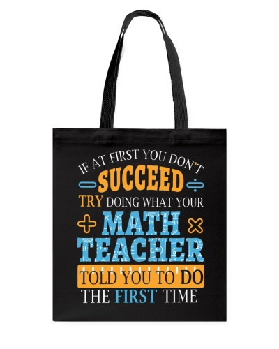 Succeed Math Teacher