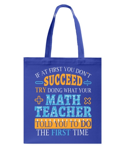 Succeed Math Teacher