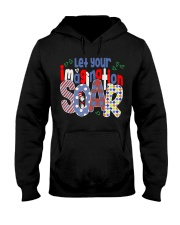 Let Your Imagination SOAR Hooded Sweatshirt thumbnail