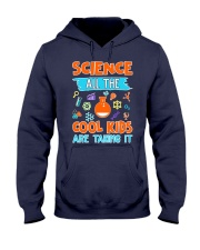 Science All the cool kids are taking it shirt Hooded Sweatshirt thumbnail