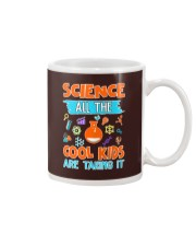 Science All the cool kids are taking it shirt Mug thumbnail