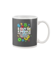 5 OUT OF 4 PEOPLE DON'T UNDERSTAND JOKES Mug thumbnail