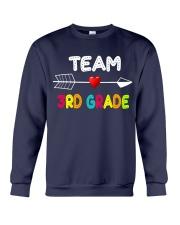 Team 3rd grade Crewneck Sweatshirt thumbnail