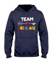 Team 3rd grade Hooded Sweatshirt thumbnail