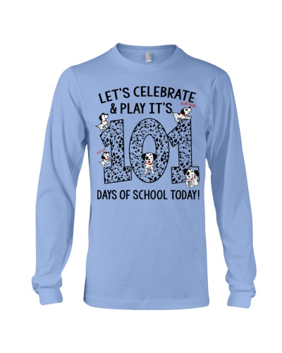LET'S CELEBRATE AND PLAY IT'S 101 DAYS OF SCHOOL