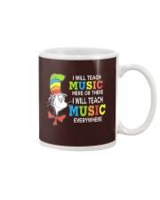 I WILL TEACH MUSIC EVERYWHERE Mug thumbnail