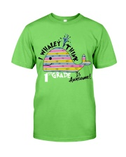 I Whaley i think 1st grade  Classic T-Shirt front
