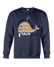 I Whaley i think 1st grade  Crewneck Sweatshirt thumbnail