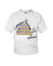 I Whaley i think 1st grade  Youth T-Shirt thumbnail