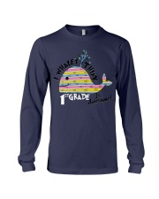 I Whaley i think 1st grade  Long Sleeve Tee thumbnail
