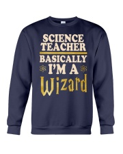Science Teacher Crewneck Sweatshirt thumbnail