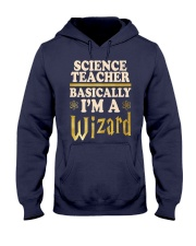 Science Teacher Hooded Sweatshirt thumbnail