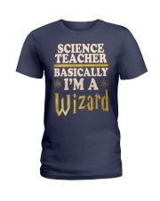 Science Teacher Ladies T-Shirt thumbnail