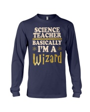 Science Teacher Long Sleeve Tee thumbnail