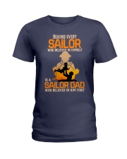 Sailor Dad Ladies T-Shirt thumbnail