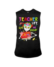Teacher Life Got me feelin' Sleeveless Tee thumbnail