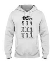Math Dance Hooded Sweatshirt thumbnail