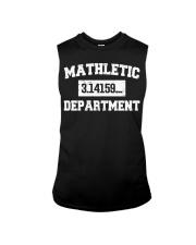 MATHLETIC DEPARTMENT Sleeveless Tee thumbnail