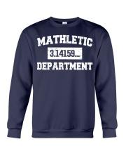 MATHLETIC DEPARTMENT Crewneck Sweatshirt thumbnail