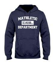 MATHLETIC DEPARTMENT Hooded Sweatshirt thumbnail