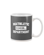 MATHLETIC DEPARTMENT Mug thumbnail