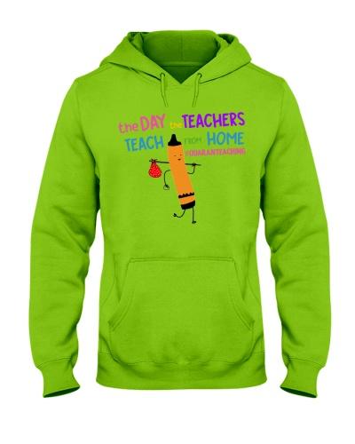 the DAY the Teachers Teach