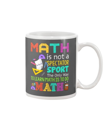 Math is to do Math