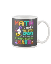 Math is to do Math Mug thumbnail