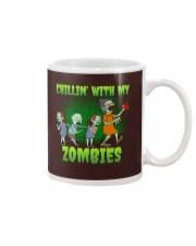 CHILLIN' WITH MY ZOMBIES Mug thumbnail
