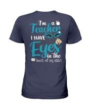 Teacher eyes Ladies T-Shirt thumbnail