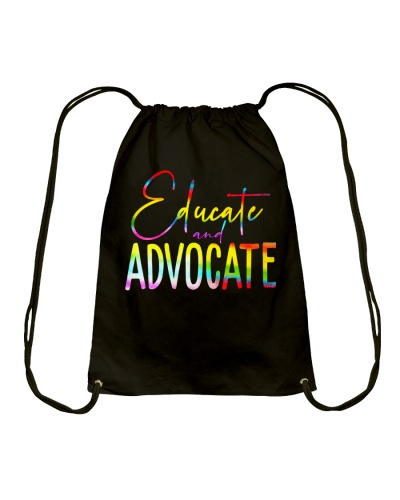 EDUCATE AND ADVOCATE