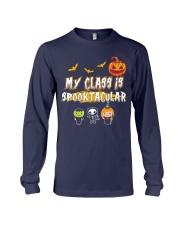 My Class is Spooktacular Long Sleeve Tee thumbnail