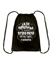 Teacher Playground Drawstring Bag thumbnail