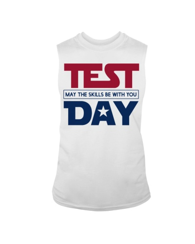 Test may the skills be with you Day