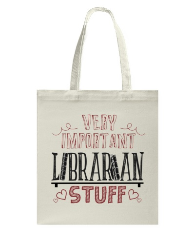 Very Important Librarian Stuff