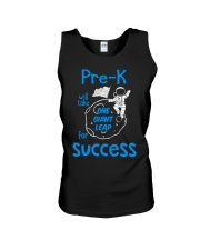 Pre-k success Unisex Tank thumbnail