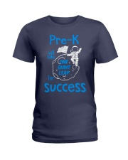 Pre-k success Ladies T-Shirt thumbnail