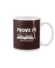 PROVE IT TEXTEVIDENCE Mug thumbnail